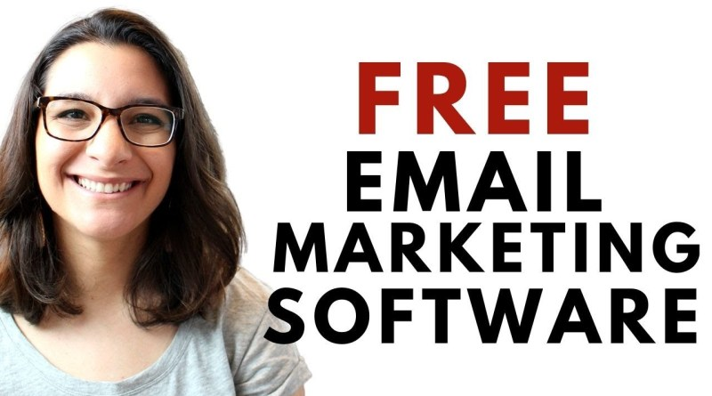 My Favorite FREE Email Marketing Service