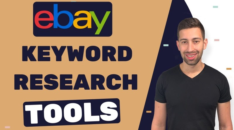 Top 3 FREE Secret eBay Keyword Research Tools for Title Optimization - SEO Tips for eBay Listings