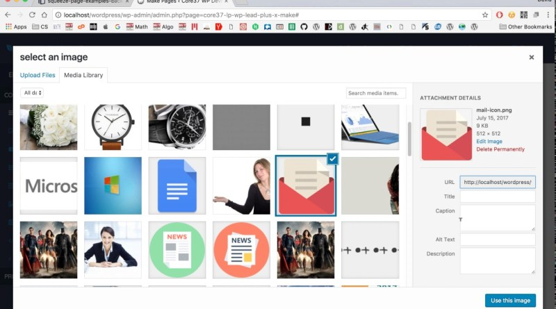 How To Create A Simple Squeeze Page, Landing Page In WordPress Using WP Lead Plus X