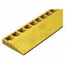 Fiberglass Grating Ramp - Available in(Fiberglass & Steel)