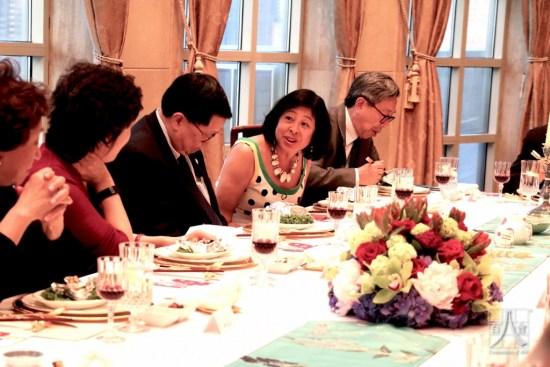 C-100 AmbZhang Dinner 05122015 - 16