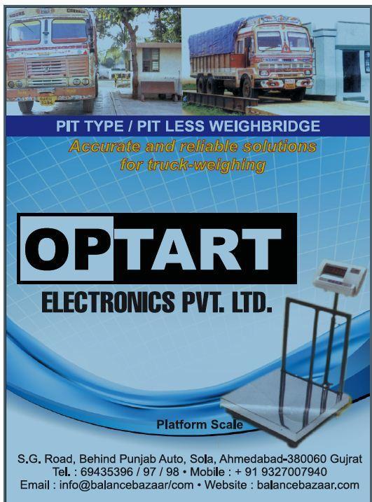 Optart Electronics Pvt Ltd