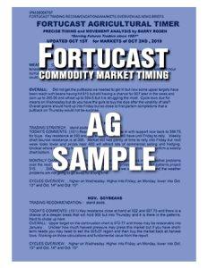 Fortucast Sample Agricultural Timer