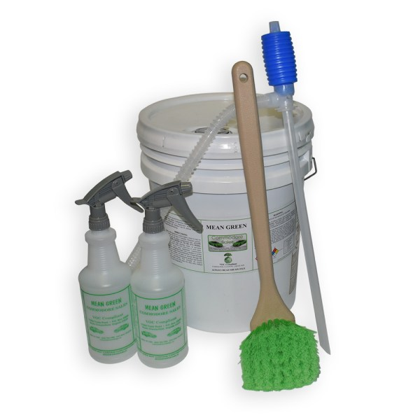 "5 GALLON ""PAIL"" MEAN GREEN KIT"