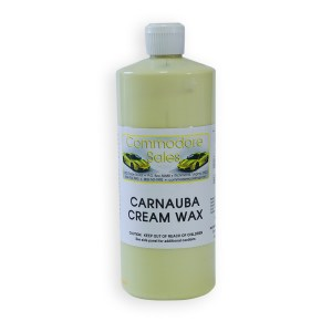 Carnauba Cream Wax