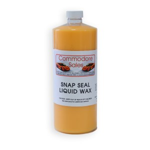 Snap Seal Liquid Wax Quart