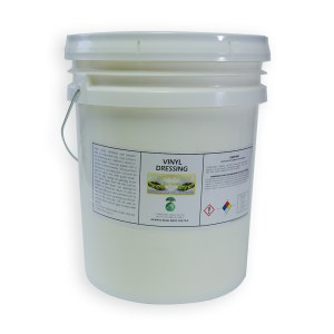 VINYL DRESSING - 5 Gallon Pail