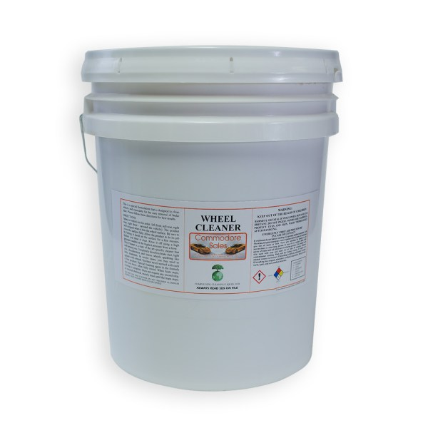 WHEEL CLEANER - 5 Gallon Pail