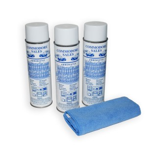 WINDOW CLEANER AEROSOL KIT