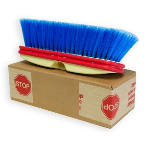 Soft Bristle Wash Brush