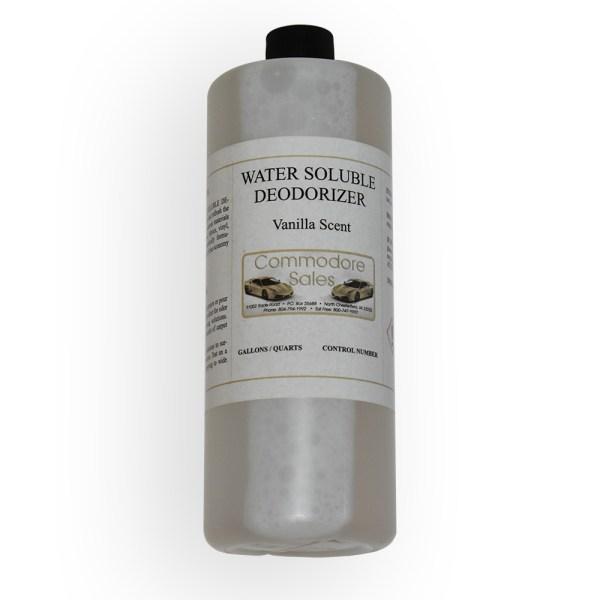 Water Soluble Deodorizer - Vanilla