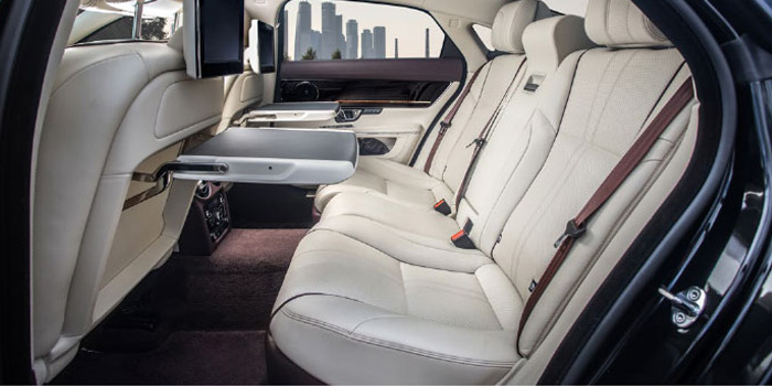 Commodore Coatings Leather & Vinyl Protection