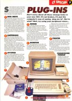 "The T2 package was a last ditch attempt by Commodore to squeeze a bit more life out of the machine. Terminator 2 came on cartridge, and the bundle shipped without a datasette - which even in the early 90s was seen as old hat. Note that a datasette is NOT one of the ""essential"" add ons featured here! A small number of hard-to-find T2 packages came with a disc drive...but incredibly, Commodore was still pushing (the dead!) C64 cartridge format."