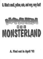Mayhem 3