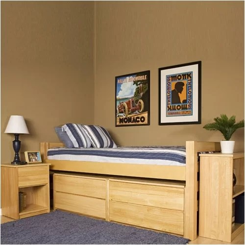... about University Loft Graduate Series Extra Long Twin Bed GRADTWIN