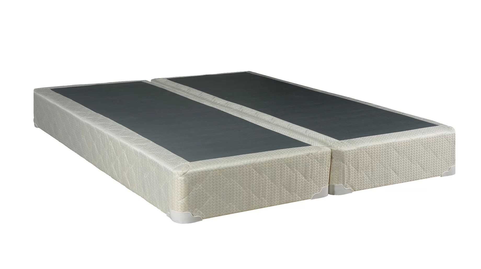 Spinal Solution Hollywood Split Queen Size Box Spring