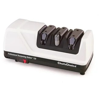 Chef's Choice Electric Knife Sharpener - White - 0130500
