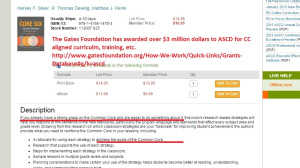 """Total Truth"", Gates funded ASCD Common Core resources since 2011."