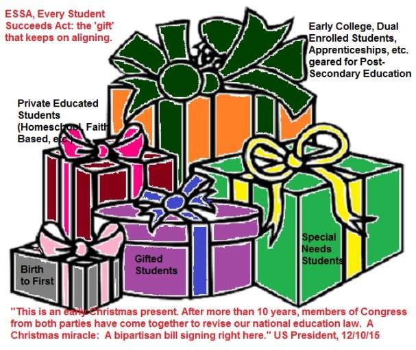 ESSA gift