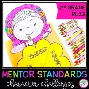 Character Challenges Mentor Texts RL.2.3