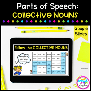 Collective Noun Digital Lesson