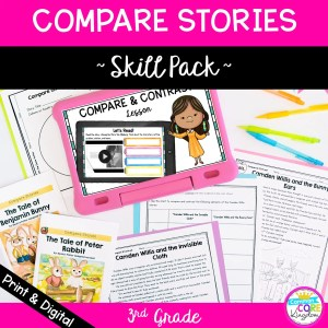 Skill Pack Compare Stories