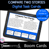 Compare Two Stories Boom Cards RL.4.9