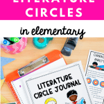 How to Implement Literature Circles in Elementary Pin