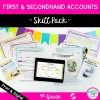 First & Secondhand Accounts in Nonfiction Skill Pack - RI.4.6 - Print & Digital