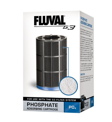 Fluval Phosphate Cartridge For G3 Filters Aquarium