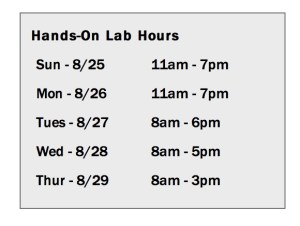 vmworld 2013 lab hours