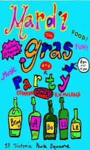 Common Knowledge's Mardi Gras Party 2017