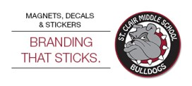 Magnets, Decals, and Stickers