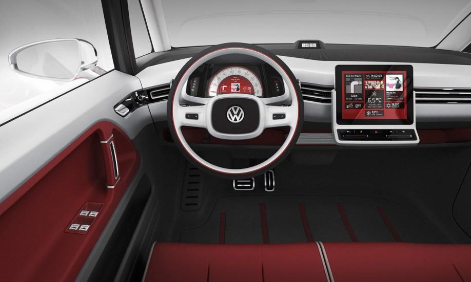 Volkswagen Concept Bulli Interior
