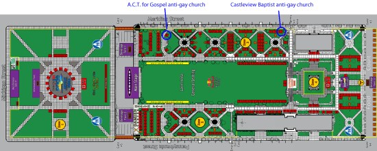 Pride Map 2013