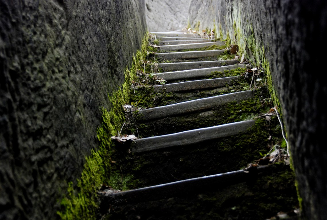 Stairs upward