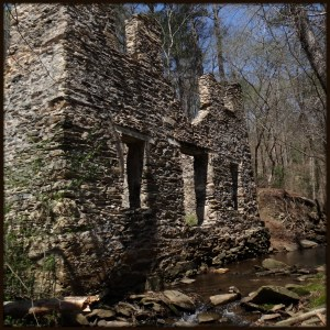 Mill Ruins Four