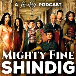 Mighty Fine Shindig 12: A Very Handsome Mitten-Filler