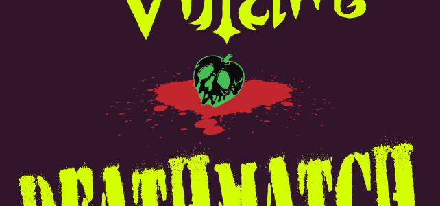 Disney Villain Deathmatch: Ursula vs. The Horned King