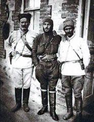Azerbaijan Garegin Nzhdeh Perang Dunia II  Garegin bukan