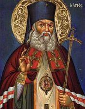 Άγιος Λουκάς, Αρχιεπίσκοπος Κριμαίας ο ιατρός (αγιογραφία) 20ος αιώνας