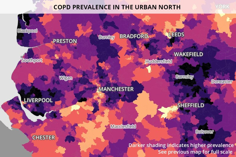 COPD in the north