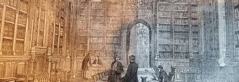 1852: The new Library opens
