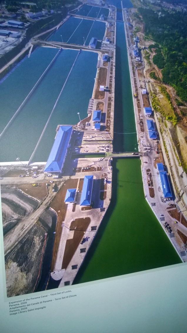 Ampliamento Canale di Panama 2009