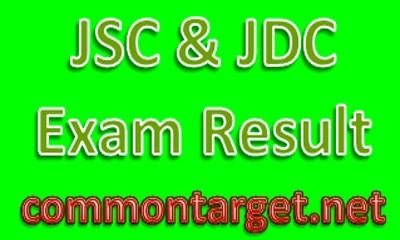 JSC JDC Exam Result 2019