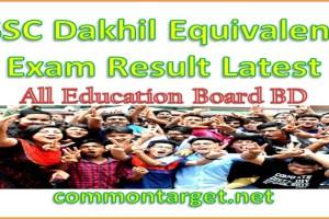 SSC Result 2019 All Education Board BD
