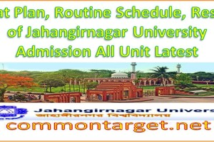 Seat Plan of Jahangirnagar University Admission Test