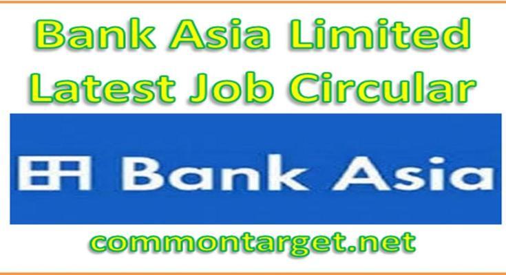 Bank Asia Ltd Job Circular