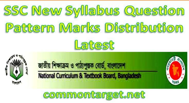 SSC New Syllabus Marks Distribution 2021