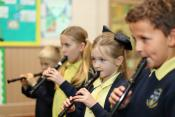 All Saints CE Junior Academy Music Lessons